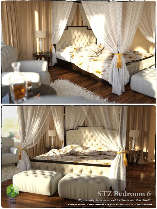 STZ Bedroom 6