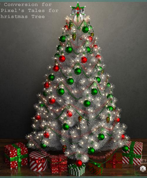 Tales for the Christmas Tree Daz Iray