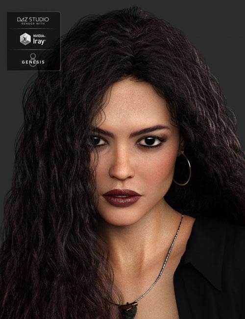 Serayes HD for Genesis 8 Female