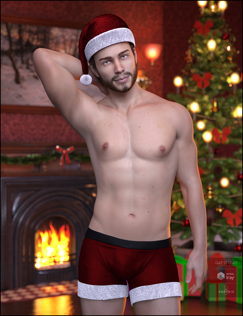 Xmas Nights for Genesis 8 Males