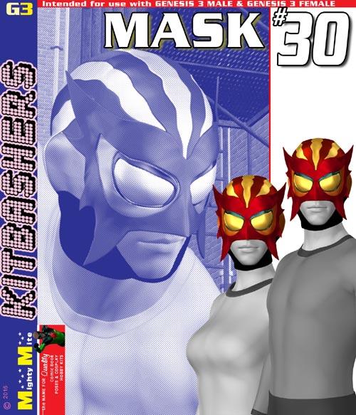Mask 030 MMKBG3