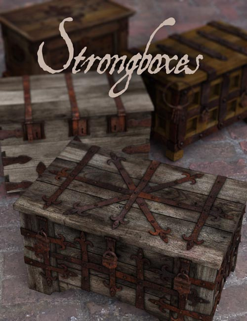 Strongboxes, Locks and Keys