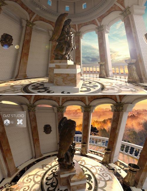 Fantasy Rotunda