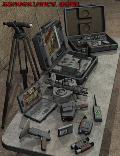 Surveillance Gear