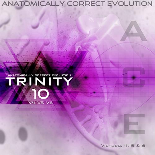 Anatomically Correct Evolution: TRINITY 10