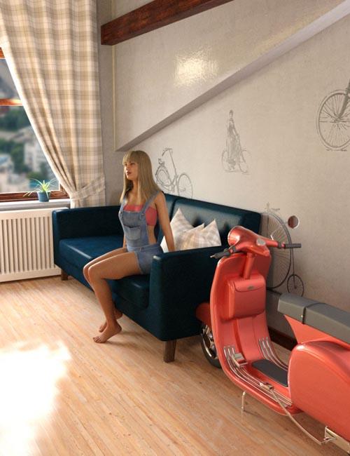 FG City Living Apartment
