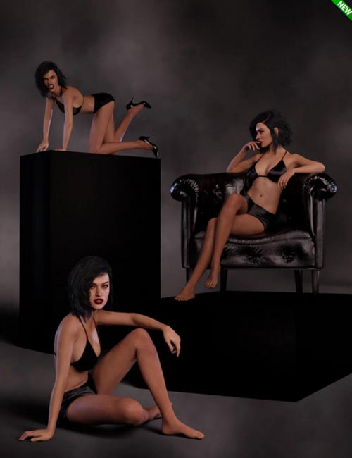 Temptation for Tasha 8 and Genesis 8 Female