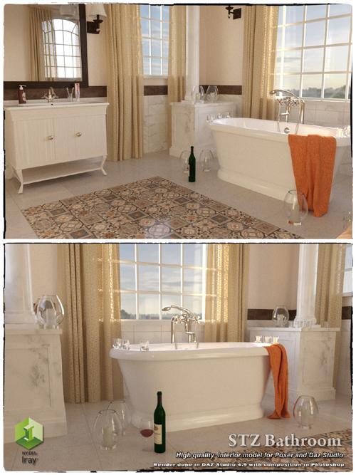 STZ Bathroom