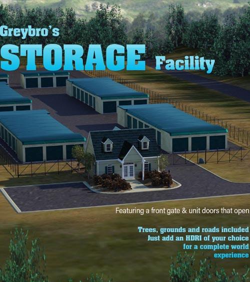 Greybro's Storage Facility