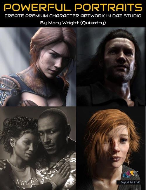 Powerful Portraits