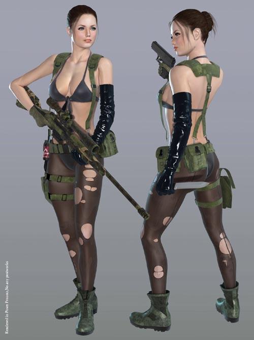 Sexy Sniper Bundle