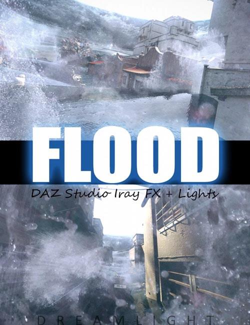 Flood - Iray Lights And FX