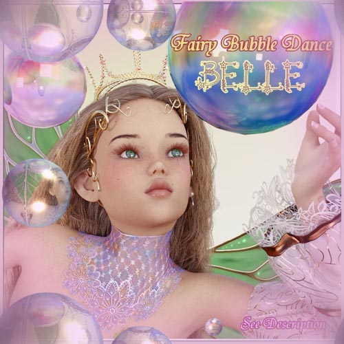 BELLE- BUBBLE-Dance