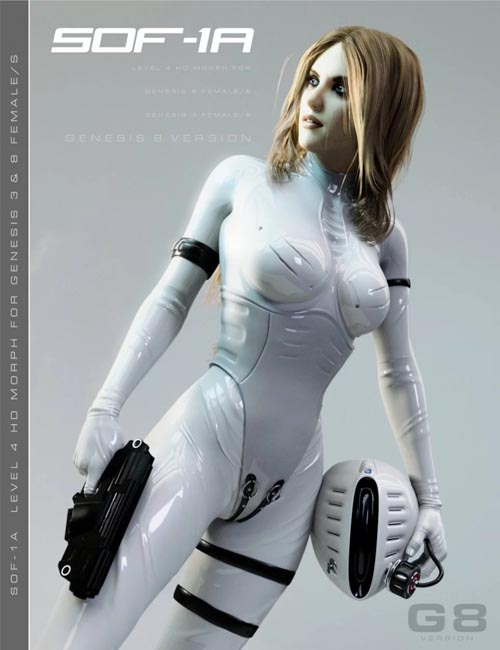SOF-1A for Genesis 3 and 8 Female(s)