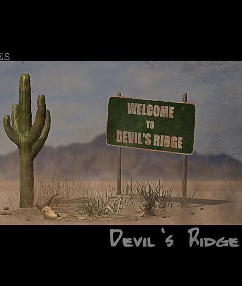Devils Ridge by adamthwaites