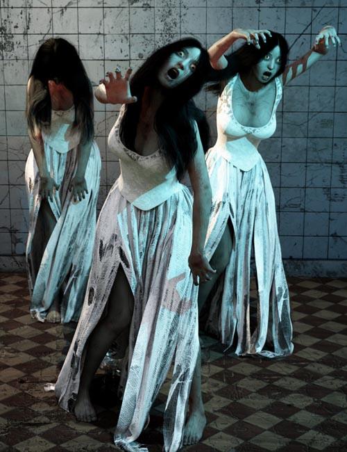 Murakashi Poses for Genesis 3 & 8 Female