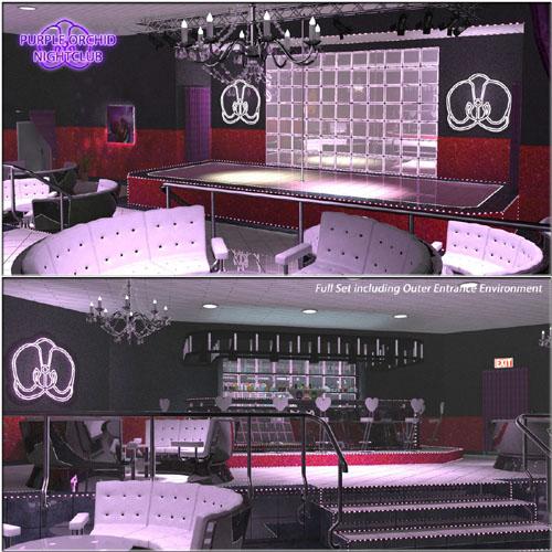 Purple Orchid Nightclub