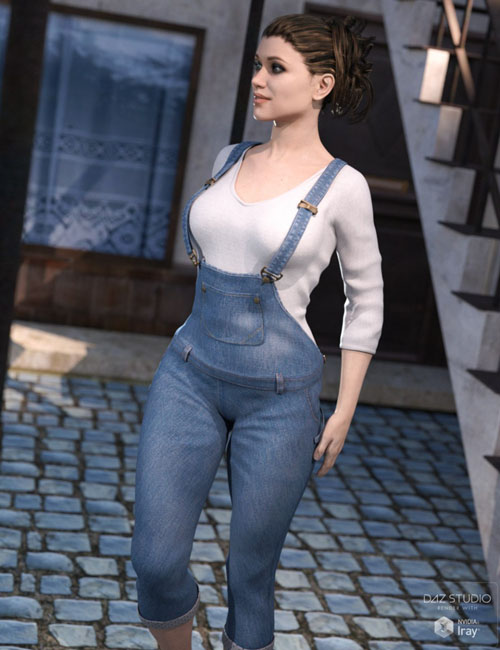 Stylish Overall for Genesis 3 Female(s)