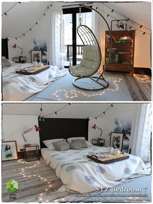 STZ Bedroom 7