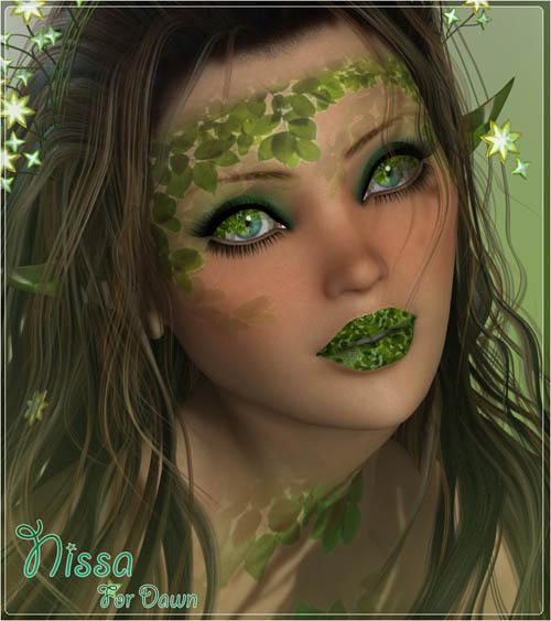 Nissa for Dawn