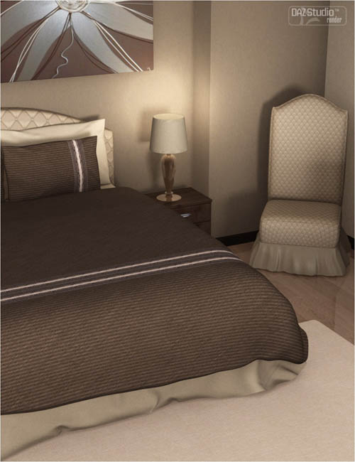 Designer for Luxury Bedroom