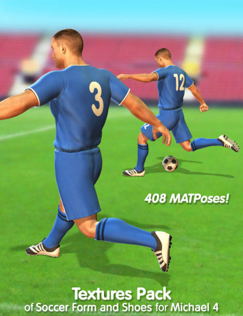 Textures Pack for Soccer Form M4