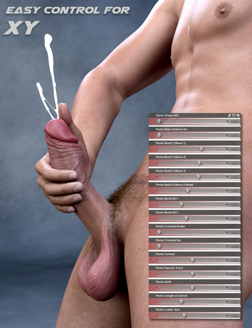 Easy Control For XY Male Genital