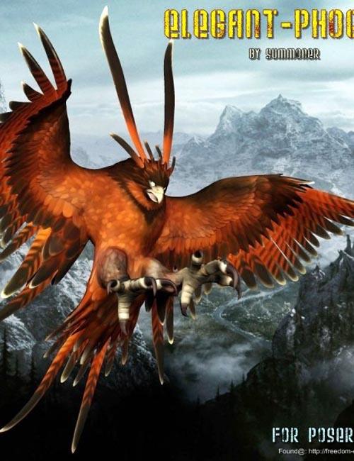 Elegant Phoenix *Exclusive*