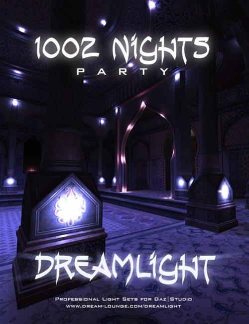 1002 Nights - Party Light Set D|S
