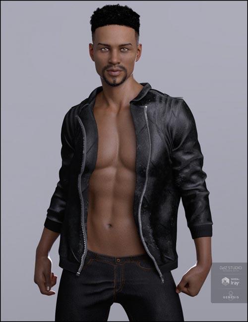 Jasper for Genesis 8 Male