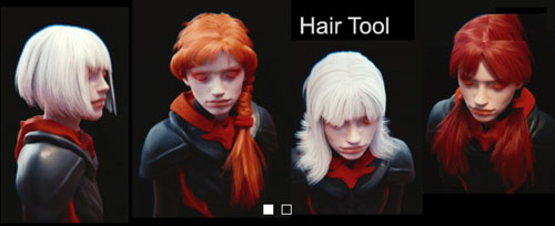 Gumroad - Hair Tool Blender 2.0.5