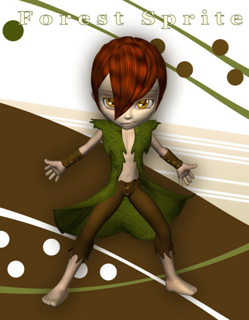 Forest Sprite for Basil