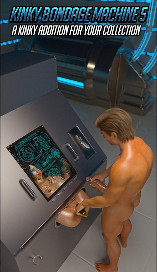 Kinky Bondage Machine 5