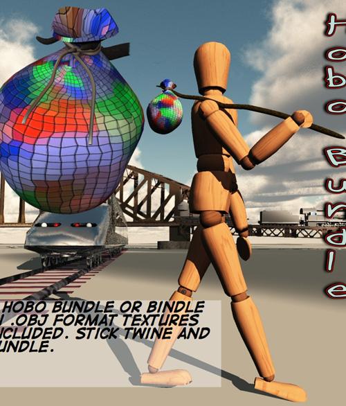 Hobo Bundle (bindle)