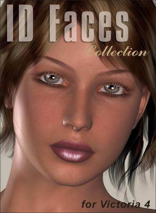 ID Faces for Victoria 4[MilleniumMor]