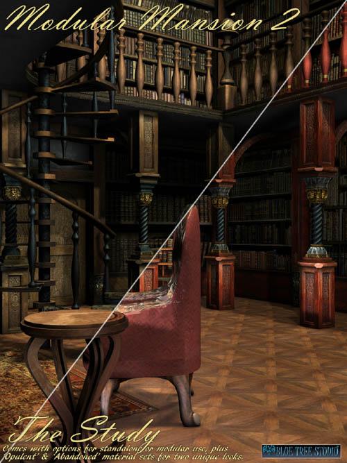 Modular Mansion 2 The Study