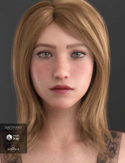 Nora HD for Genesis 8 Female