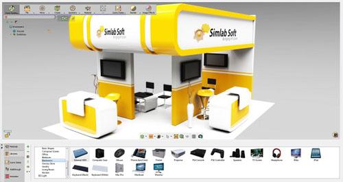 Simulation Lab Software SimLab Composer 9.v9.1.19 Win/Mac