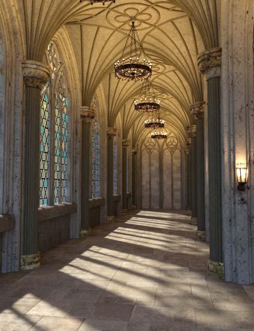 Gothic Arch Gallery