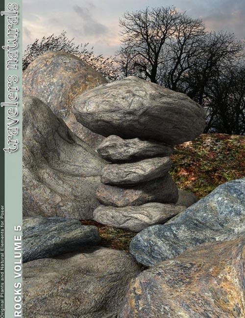 Traveler's Naturals - Rocks Volume 5