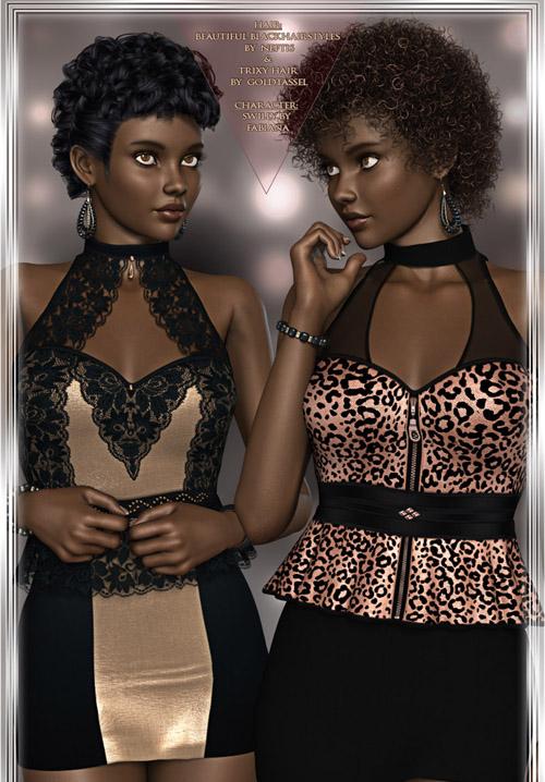 Vogue for Little Pretty Dress