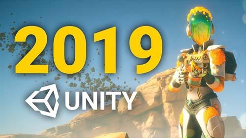 Unity Pro 2019.1.2f Win x64