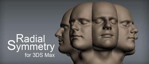 Radial Symmetry v1.11 3ds Max 9-2020 Win
