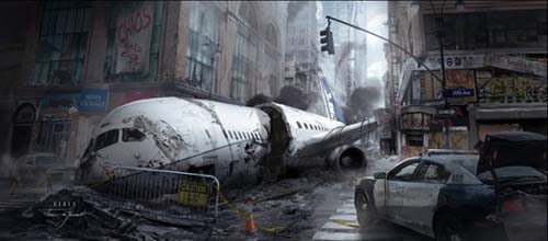 Tuto - Video Tutorial Concept Art photorealistic for a AAA video game with Photoshop