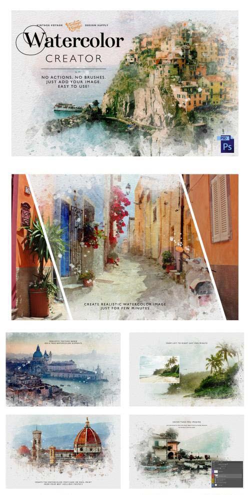 CM - Watercolor Creator - 3743739