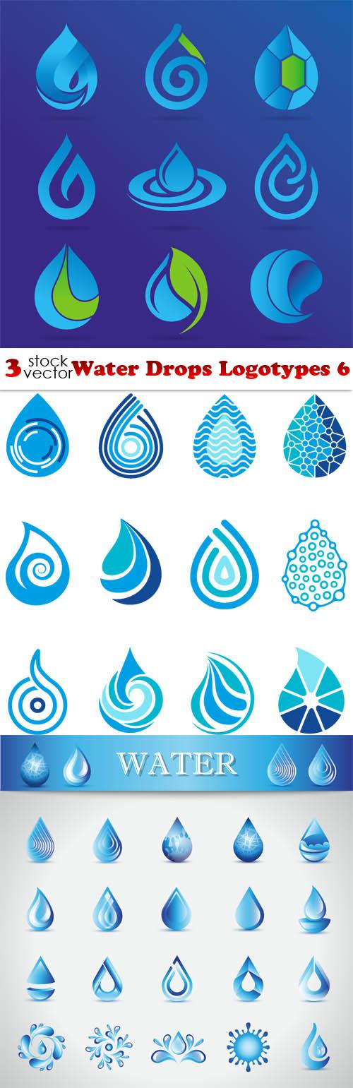 Water Drops Logotypes 6