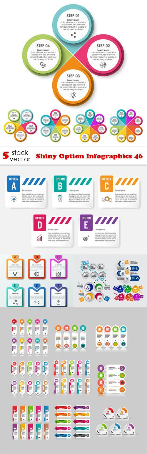 Shiny Option Infographics 46