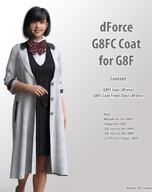 dForce G8FC Coat for G8F