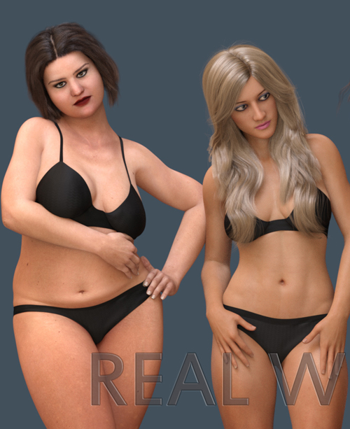 Real Women 7 for G8F