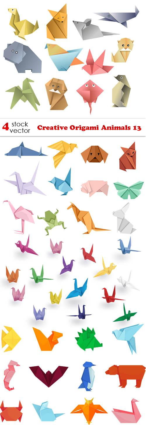 Creative Origami Animals 13